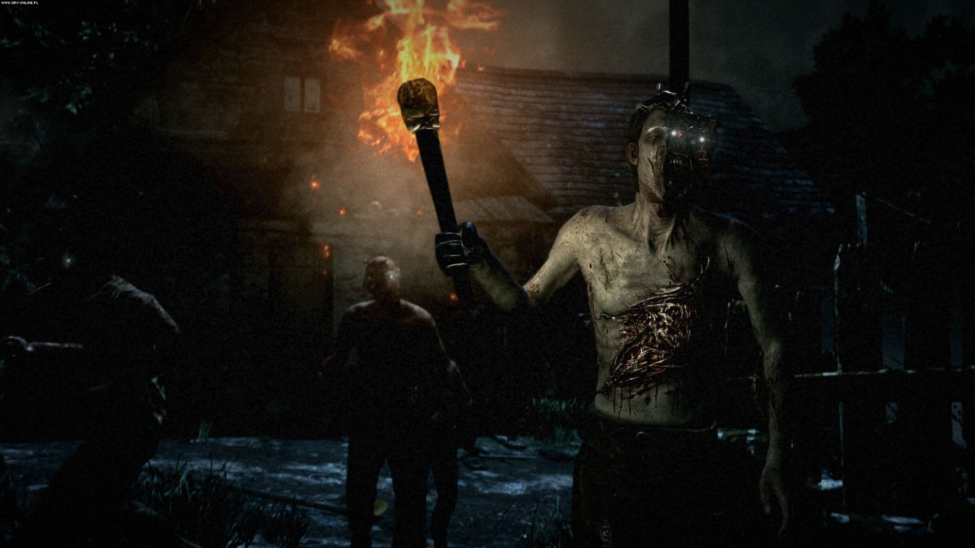The Evil Within X360, PS3, PC, PS4 Gry Screen 18/50, Tango Gameworks, Bethesda Softworks