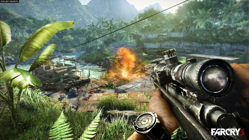 Far Cry 3 PC Games Image 78/87, Ubisoft