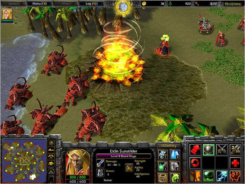 Warcraft III: The Frozen Throne PC Games Image 8/17, Blizzard Entertainment