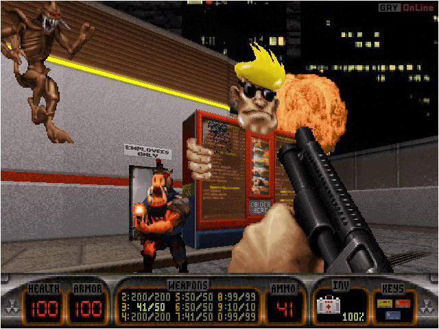 Duke Nukem 3d Online Multiplayer