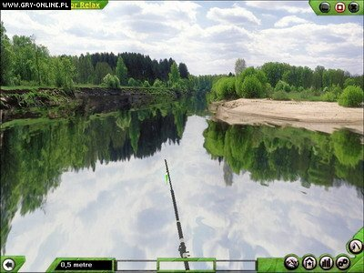 Fishing simulator for relax screenshots gallery for Fly fishing simulator