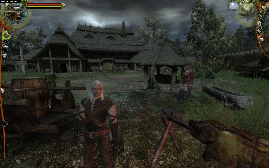 The Witcher PC Games Image 3/71, CD Projekt RED, Atari / Infogrames