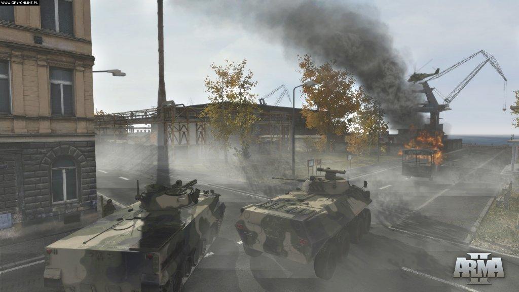 Скриншоты из игры с патчем ArmA 2 1.02.58134. Навигация по разделу.