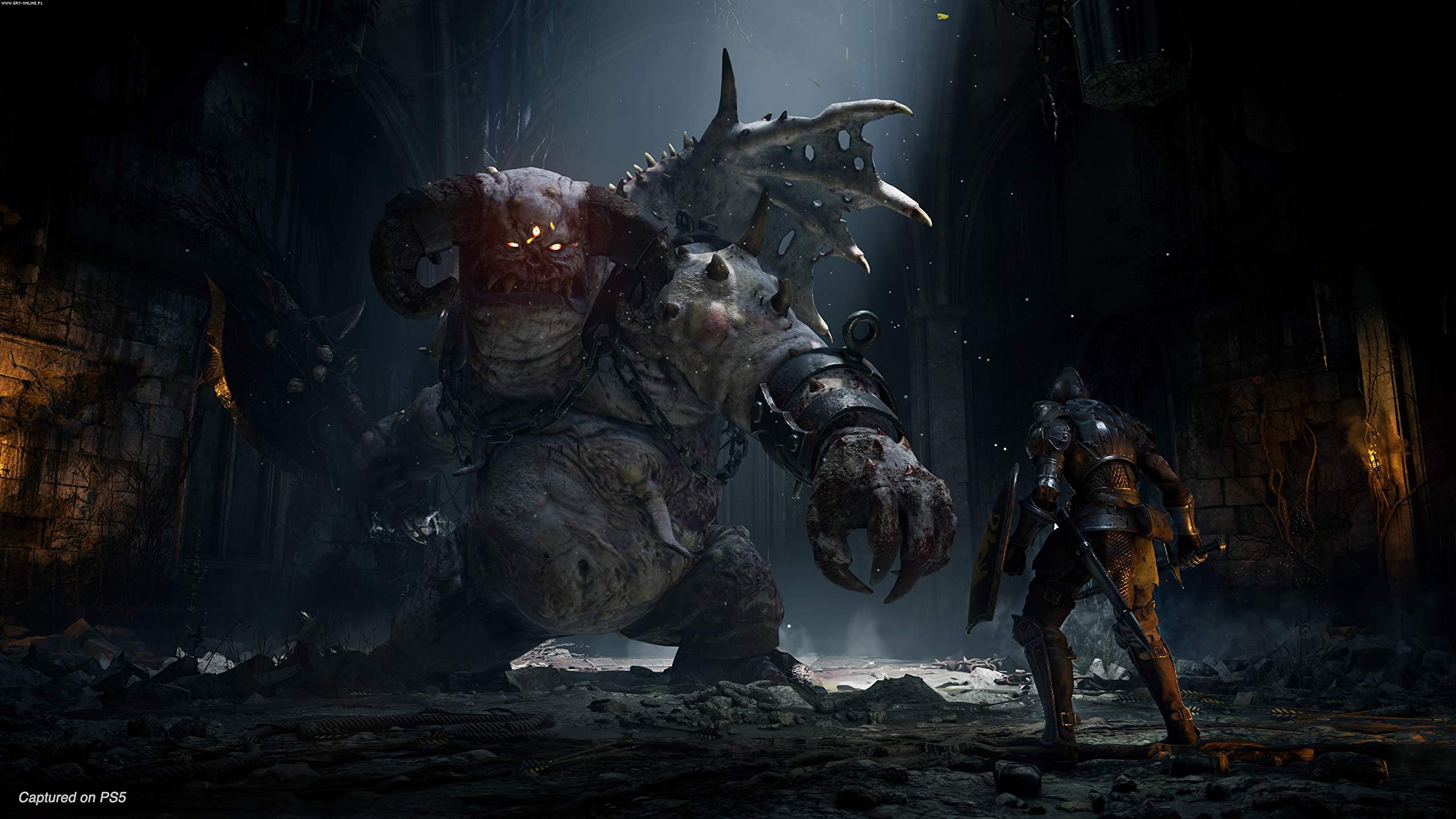 Demon's Souls PS5-gameplay