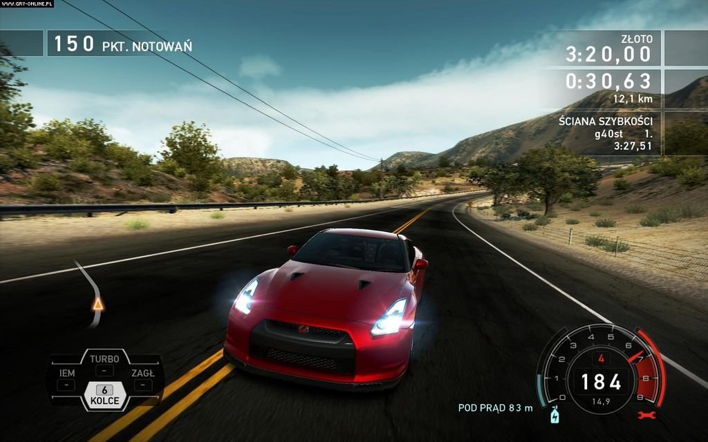 Need For Speed: Hot Pursuit PC Gry Screen 6/122, Criterion Games, Electronic Arts Inc.