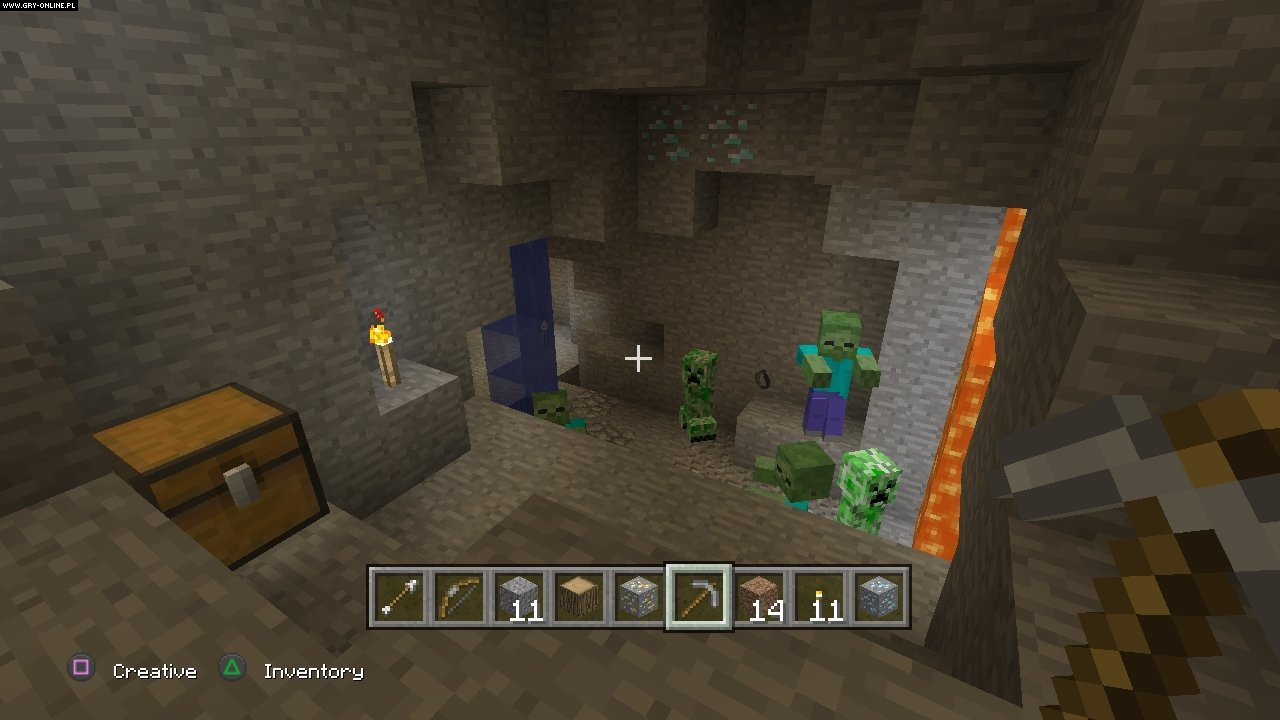 Minecraft PS3 Games Image 10/59, Mojang AB