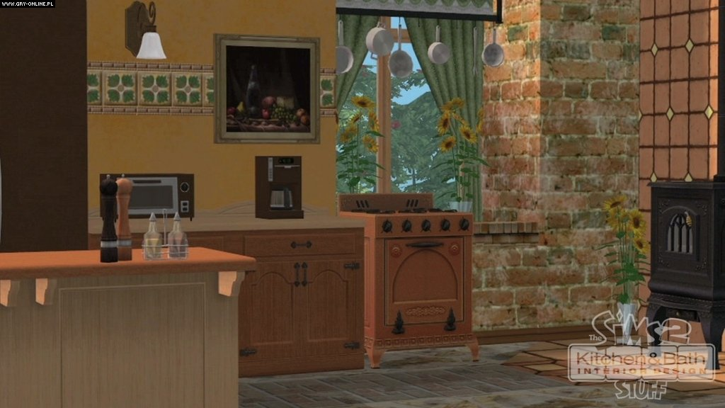 The Sims 2 Kitchen Bath Interior Design Stuff Screenshots Gallery Screenshot 3 14