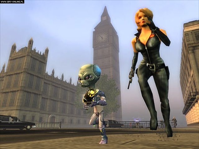 Destroy All Humans! 2: Make War Not Love XBOX Games Image 3/41, Pandemic Studios, THQ Inc.