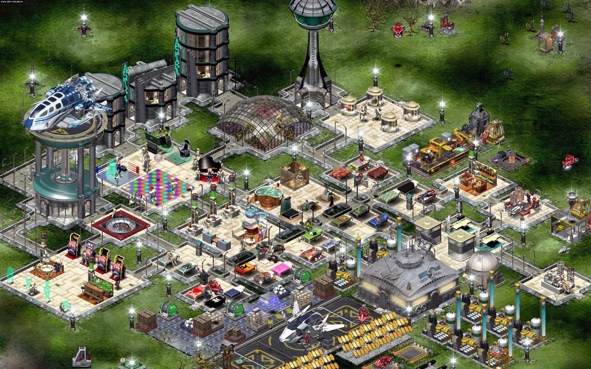 Games Settlement Building Pc