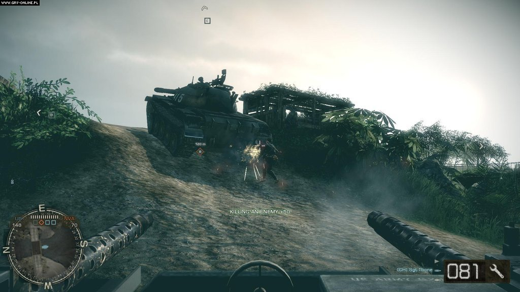 Battlefield: Bad Company 2 - Vietnam PC Gry Screen 107/124, EA DICE / Digital Illusions CE, Electronic Arts Inc.
