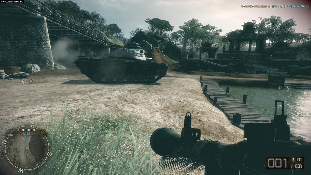 Battlefield: Bad Company 2 - Vietnam PC Gry Screen 106/124, EA DICE / Digital Illusions CE, Electronic Arts Inc.