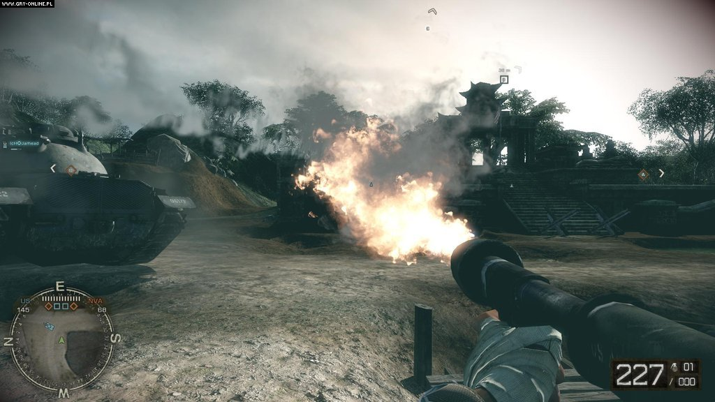 Battlefield: Bad Company 2 - Vietnam PC Gry Screen 105/124, EA DICE / Digital Illusions CE, Electronic Arts Inc.