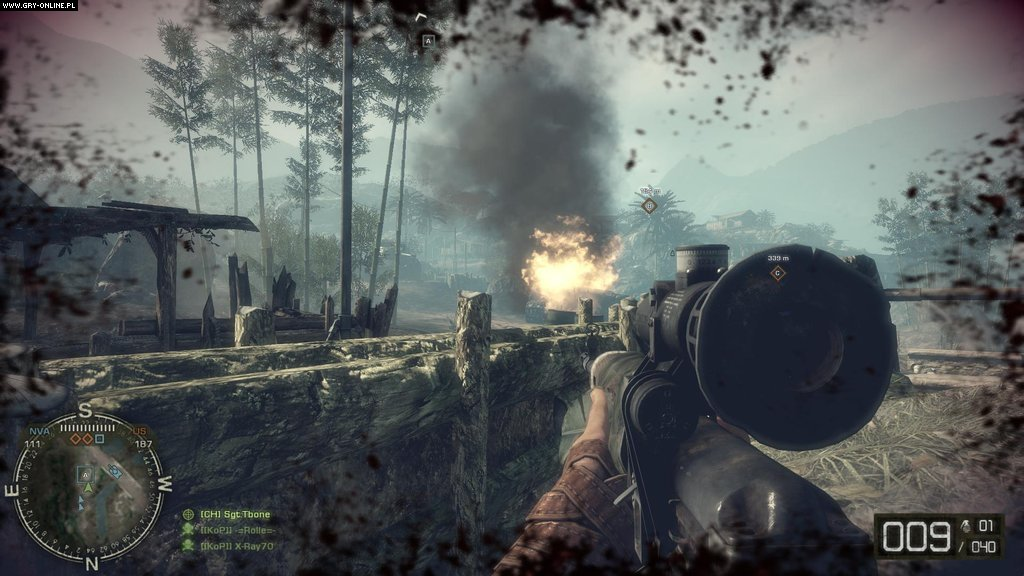 Battlefield: Bad Company 2 - Vietnam PC Gry Screen 97/124, EA DICE / Digital Illusions CE, Electronic Arts Inc.