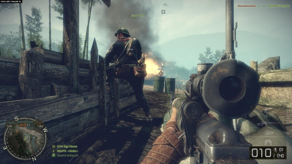 Battlefield: Bad Company 2 - Vietnam PC Gry Screen 43/124, EA DICE / Digital Illusions CE, Electronic Arts Inc.