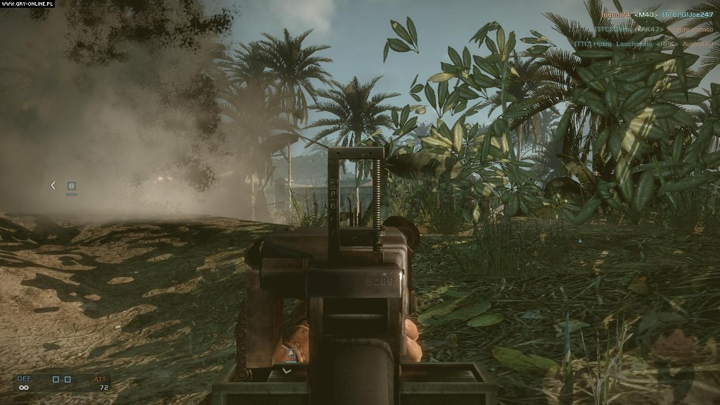 Battlefield: Bad Company 2 - Vietnam PC Gry Screen 88/124, EA DICE / Digital Illusions CE, Electronic Arts Inc.