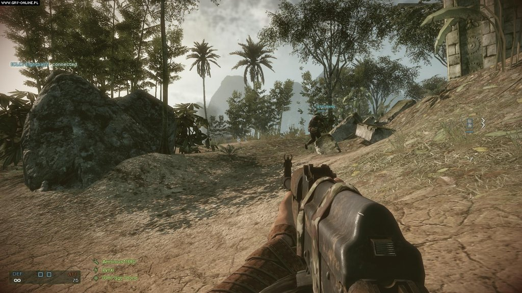Battlefield: Bad Company 2 - Vietnam PC Gry Screen 87/124, EA DICE / Digital Illusions CE, Electronic Arts Inc.