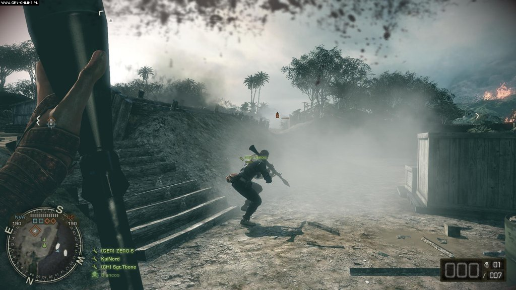 Battlefield: Bad Company 2 - Vietnam PC Gry Screen 83/124, EA DICE / Digital Illusions CE, Electronic Arts Inc.