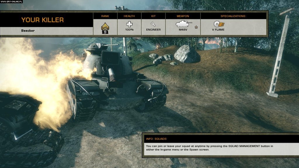 Battlefield: Bad Company 2 - Vietnam PC Gry Screen 77/124, EA DICE / Digital Illusions CE, Electronic Arts Inc.