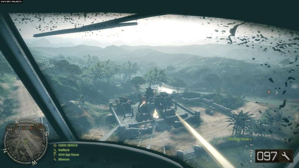 Battlefield: Bad Company 2 - Vietnam PC Gry Screen 72/124, EA DICE / Digital Illusions CE, Electronic Arts Inc.