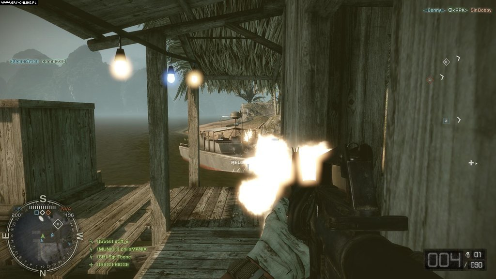Battlefield: Bad Company 2 - Vietnam PC Gry Screen 59/124, EA DICE / Digital Illusions CE, Electronic Arts Inc.