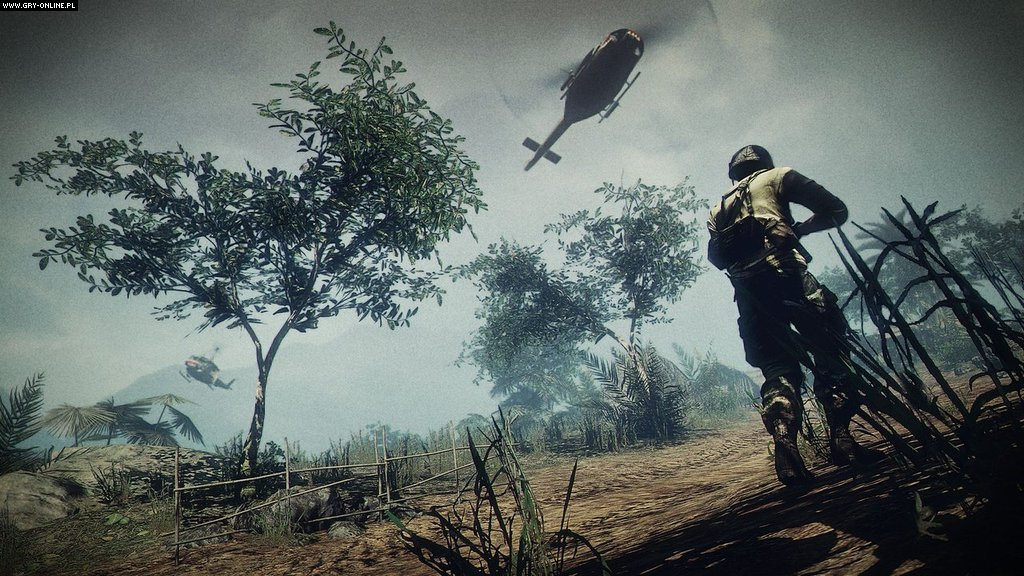 Battlefield: Bad Company 2 - Vietnam PS3 Gry Screen 9/124, EA DICE / Digital Illusions CE, Electronic Arts Inc.