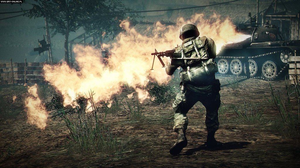 Battlefield: Bad Company 2 - Vietnam PS3 Gry Screen 8/124, EA DICE / Digital Illusions CE, Electronic Arts Inc.