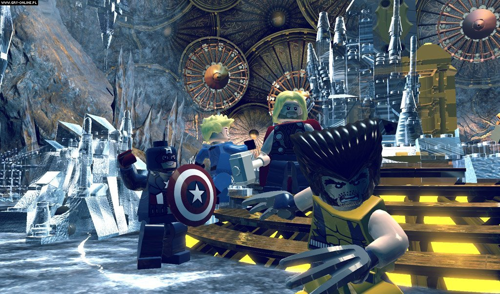 LEGO Marvel Super Heroes PC, X360, PS3, WiiU Games Image 9/18, Traveller's Tales, Warner Bros. Interactive Entertainment