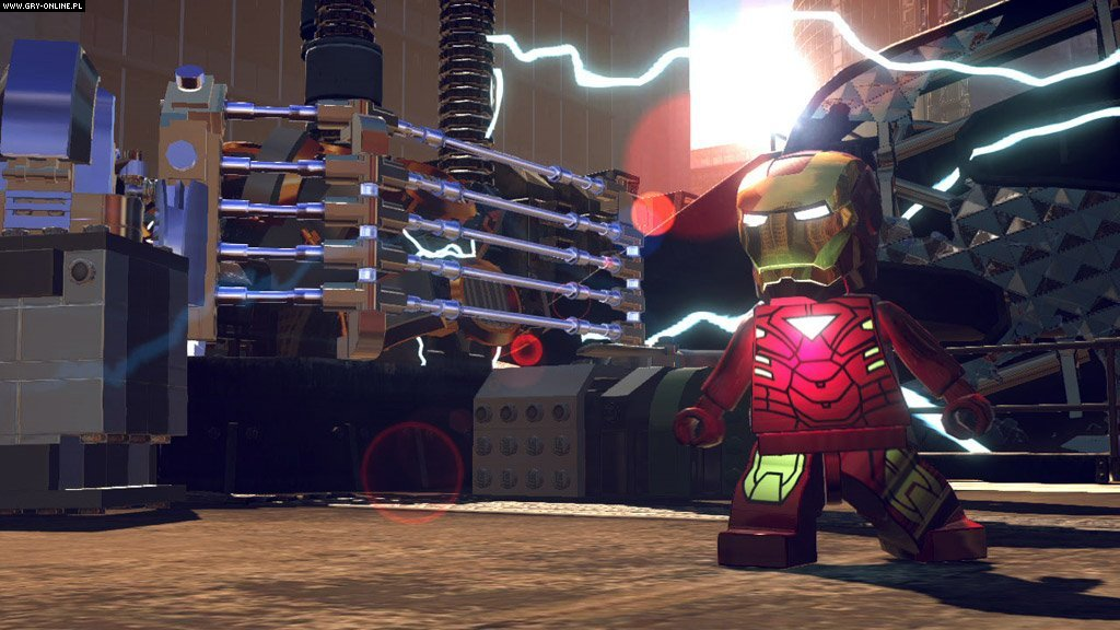 LEGO Marvel Super Heroes PC, X360, PS3, WiiU Games Image 8/18, Traveller's Tales, Warner Bros Interactive Entertainment