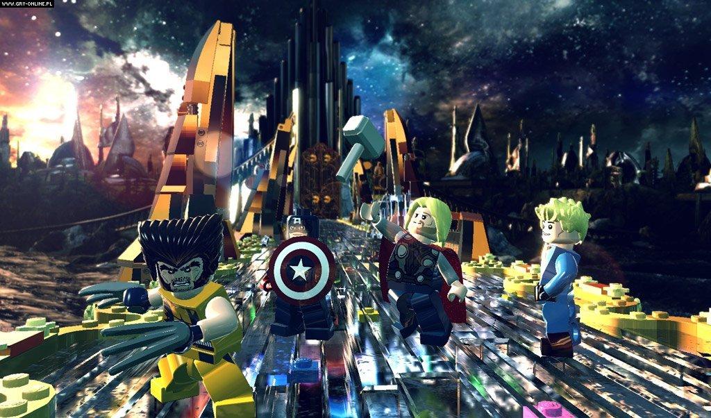 LEGO Marvel Super Heroes PC, X360, PS3, WiiU Games Image 6/18, Traveller's Tales, Warner Bros Interactive Entertainment