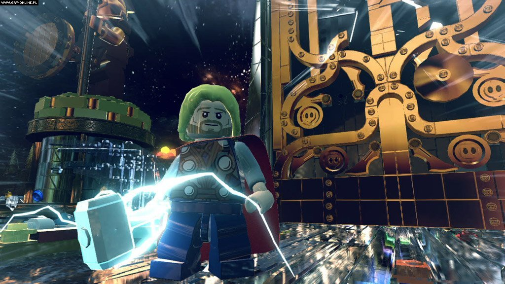 LEGO Marvel Super Heroes PC, X360, PS3, WiiU Games Image 3/18, Traveller's Tales, Warner Bros. Interactive Entertainment