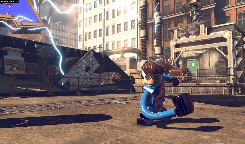 LEGO Marvel Super Heroes PC, X360, PS3, WiiU Games Image 2/18, Traveller's Tales, Warner Bros Interactive Entertainment