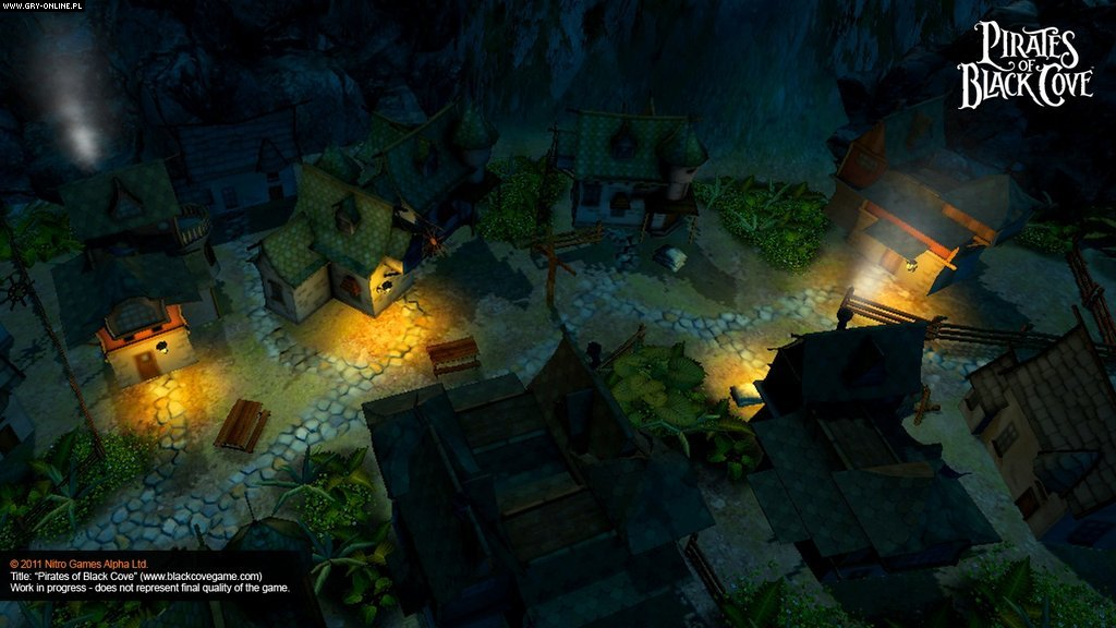 Pirates of Black Cove PC Gry Screen 34/37, Nitro Games, Paradox Interactive