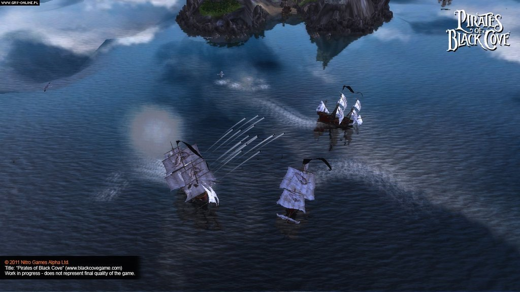 Pirates of Black Cove PC Gry Screen 31/37, Nitro Games, Paradox Interactive