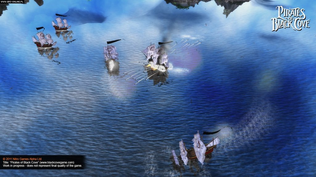 Pirates of Black Cove PC Gry Screen 30/37, Nitro Games, Paradox Interactive