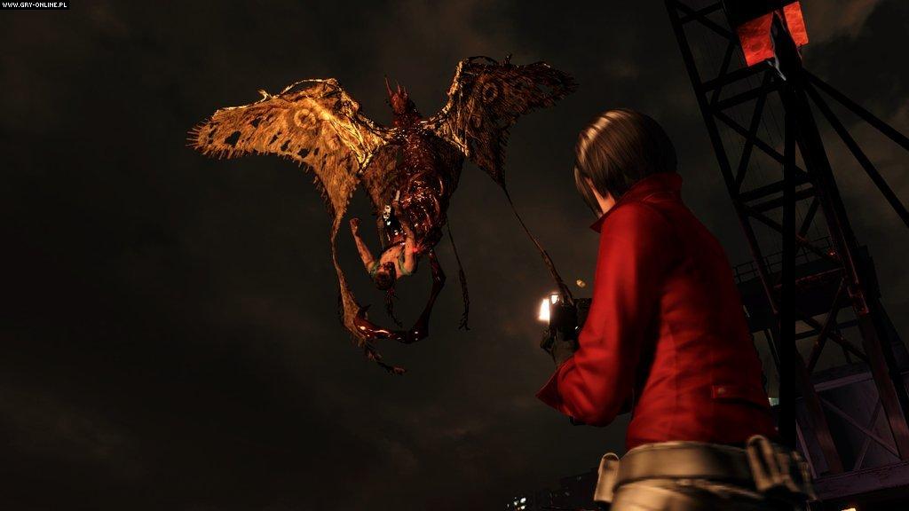 Resident Evil 6 X360, PS3, PC Games Image 141/237, QLOC, Capcom