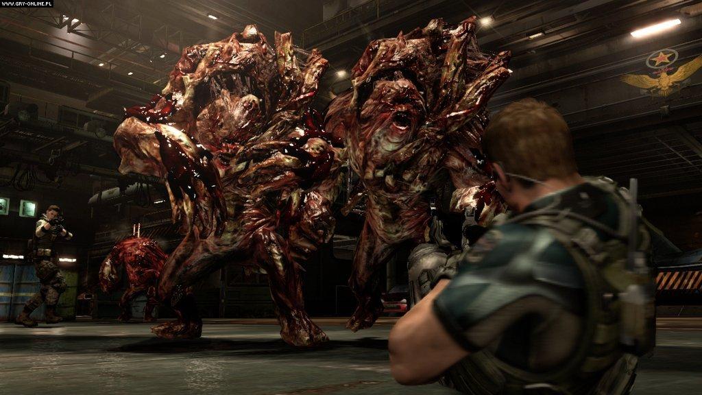 Resident Evil 6 X360, PS3, PC Games Image 132/237, QLOC, Capcom