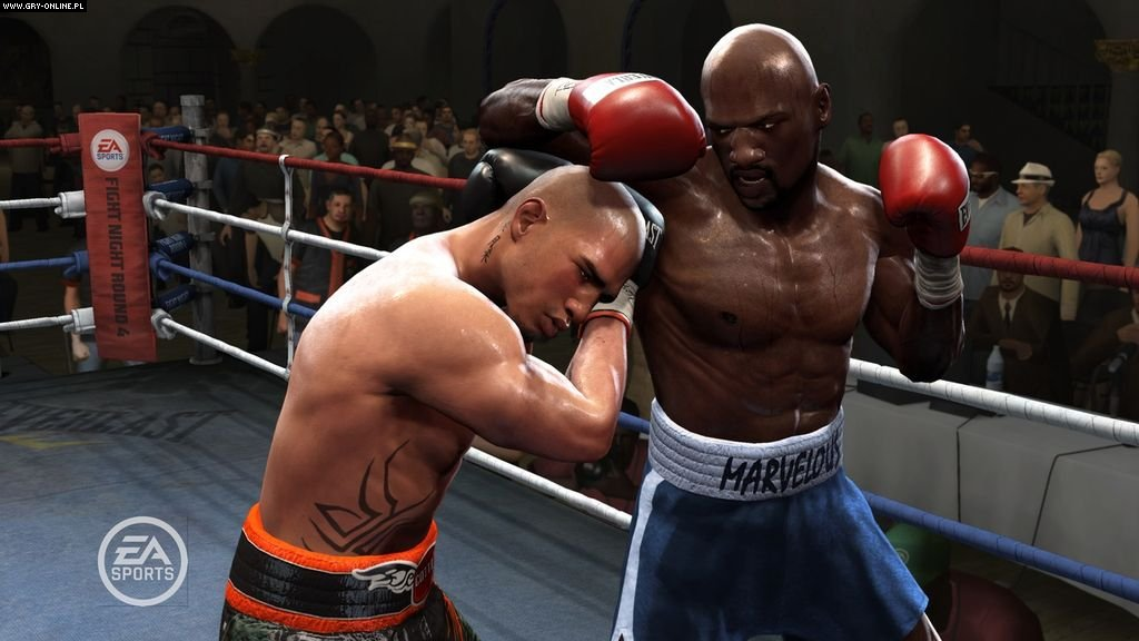 Fight Night Round 4 X360 Gry Screen 48/164, EA Sports, Electronic Arts Inc.