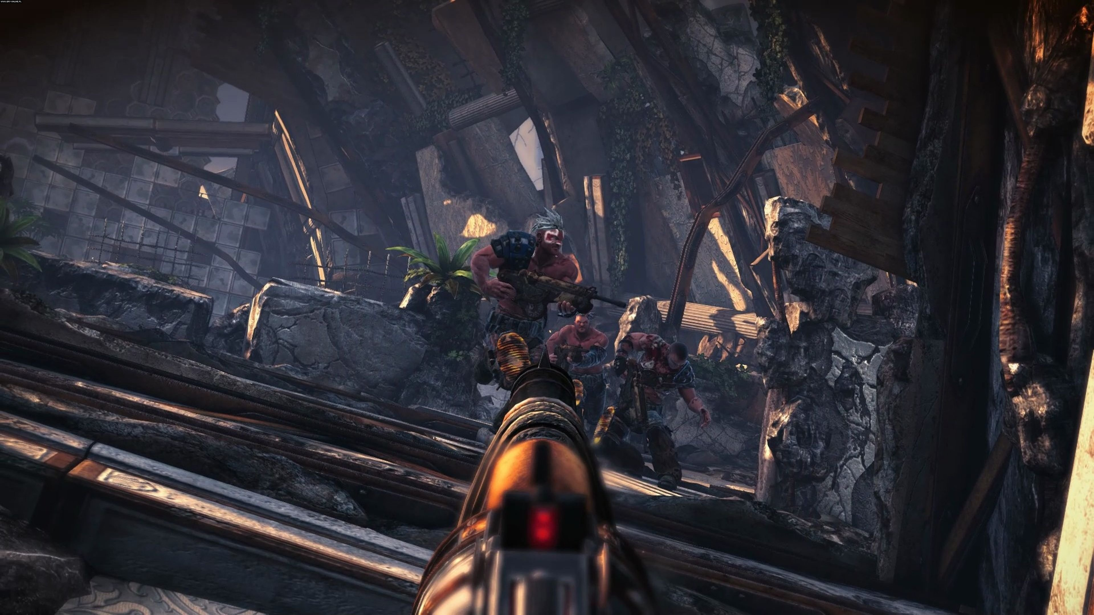 Bulletstorm: Full Clip Edition PC, PS4 Games Image 9/27, People Can Fly, Gearbox Publishing
