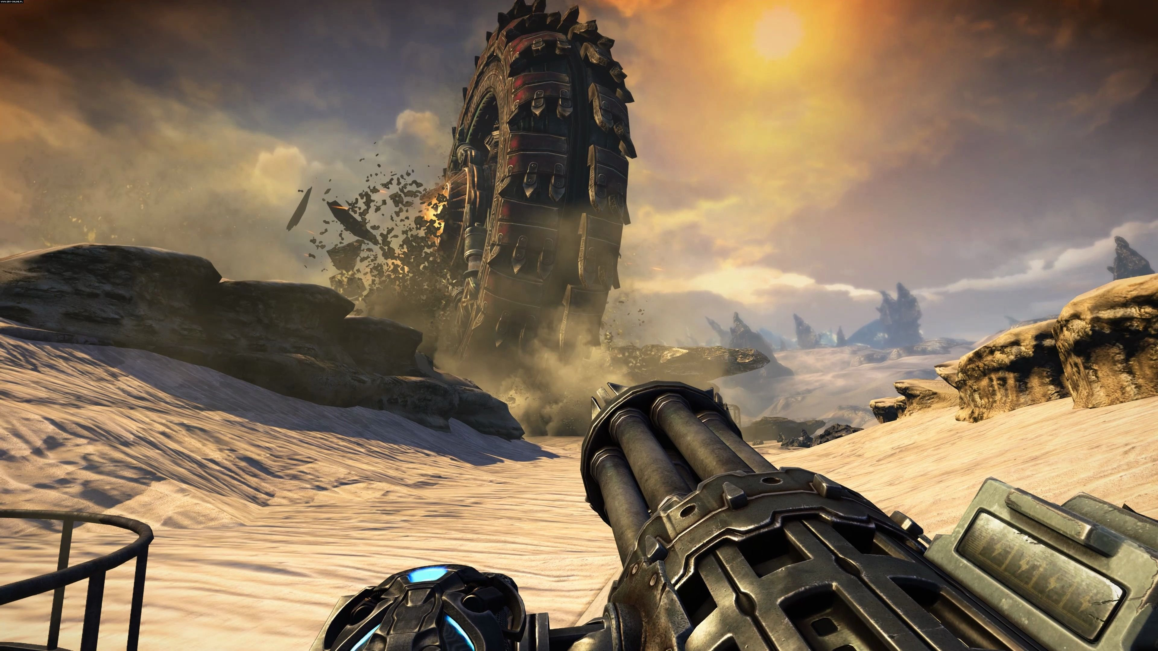 Bulletstorm: Full Clip Edition PC, PS4 Games Image 8/27, People Can Fly, Gearbox Publishing