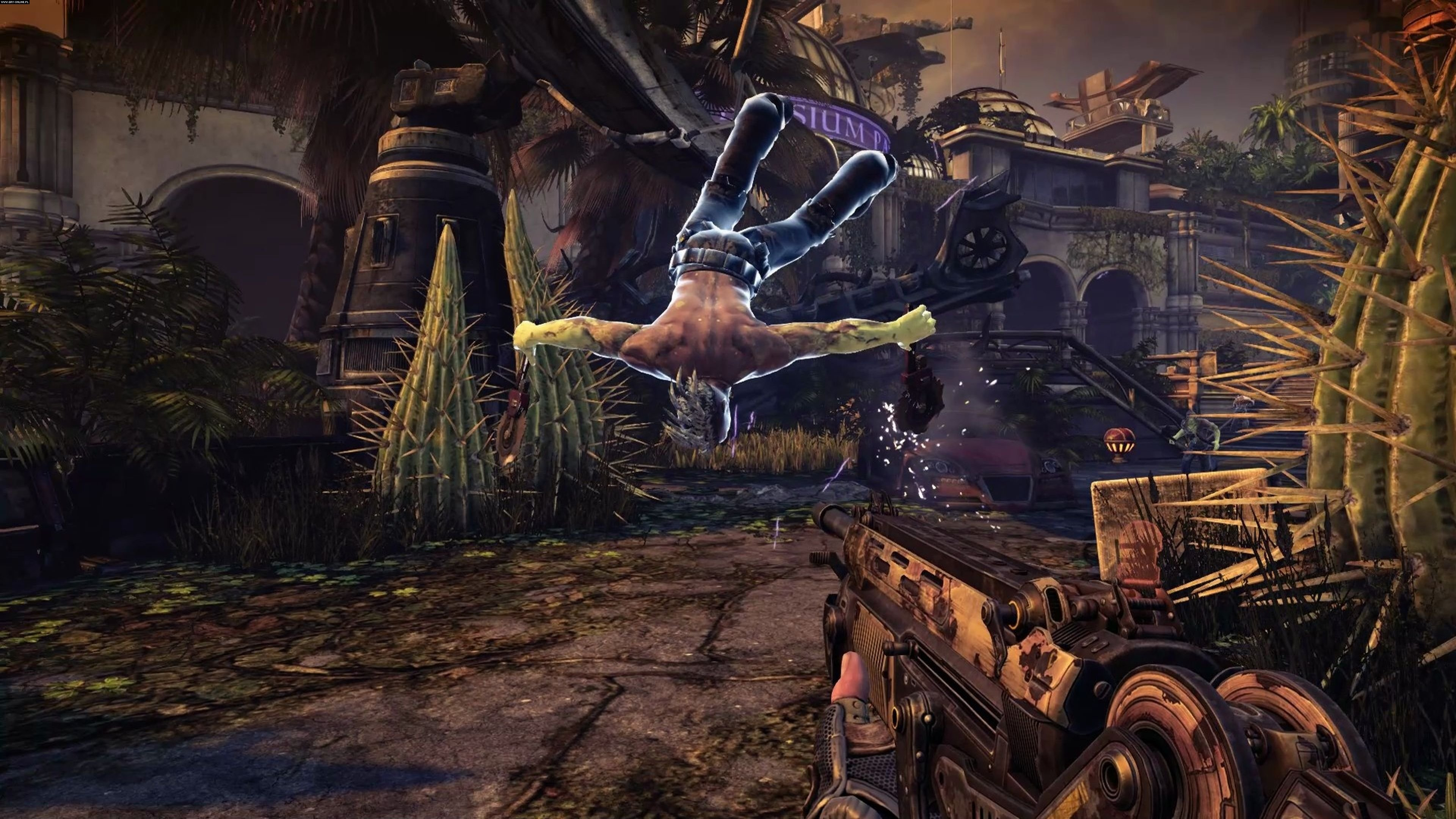 Bulletstorm: Full Clip Edition PC, PS4 Games Image 7/27, People Can Fly, Gearbox Publishing