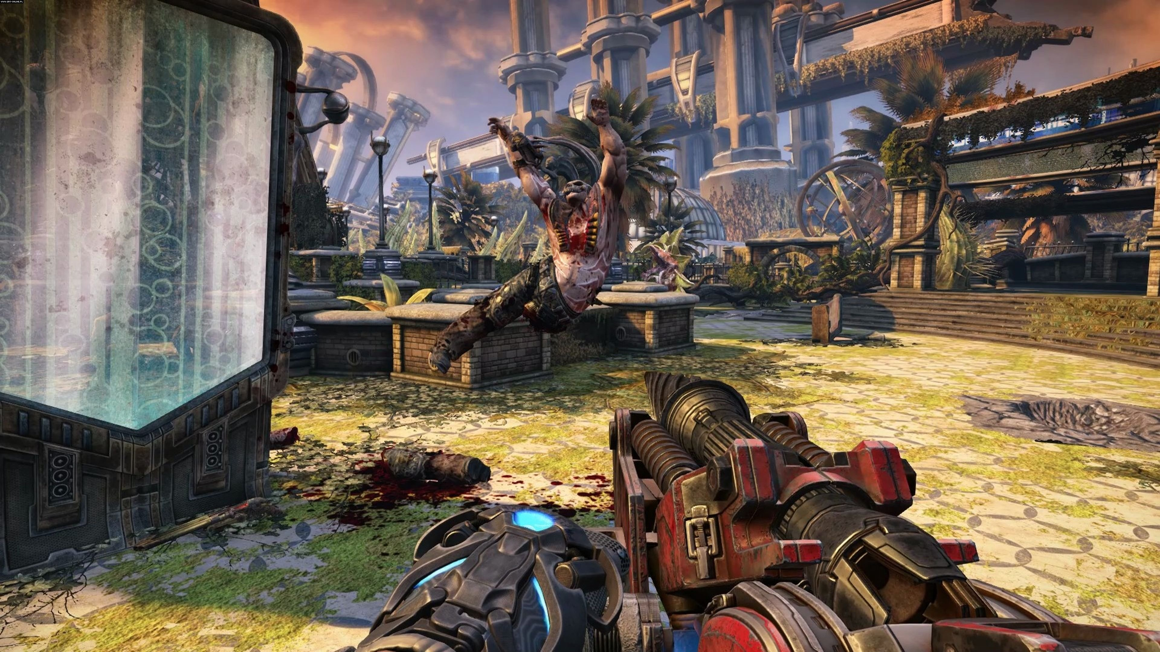 Bulletstorm: Full Clip Edition PC, PS4 Games Image 3/27, People Can Fly, Gearbox Publishing