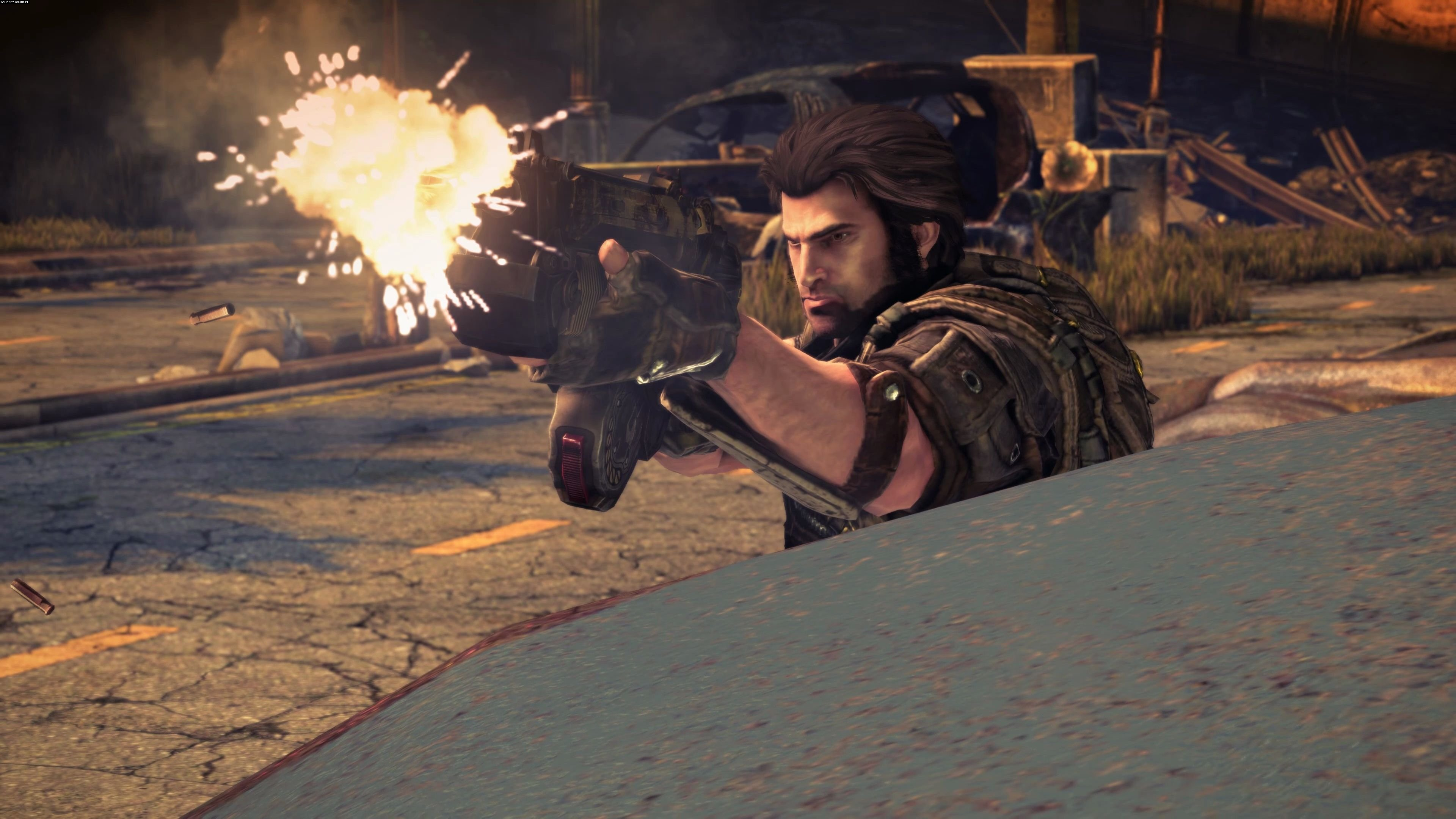 Bulletstorm: Full Clip Edition PC, PS4 Games Image 2/27, People Can Fly, Gearbox Publishing