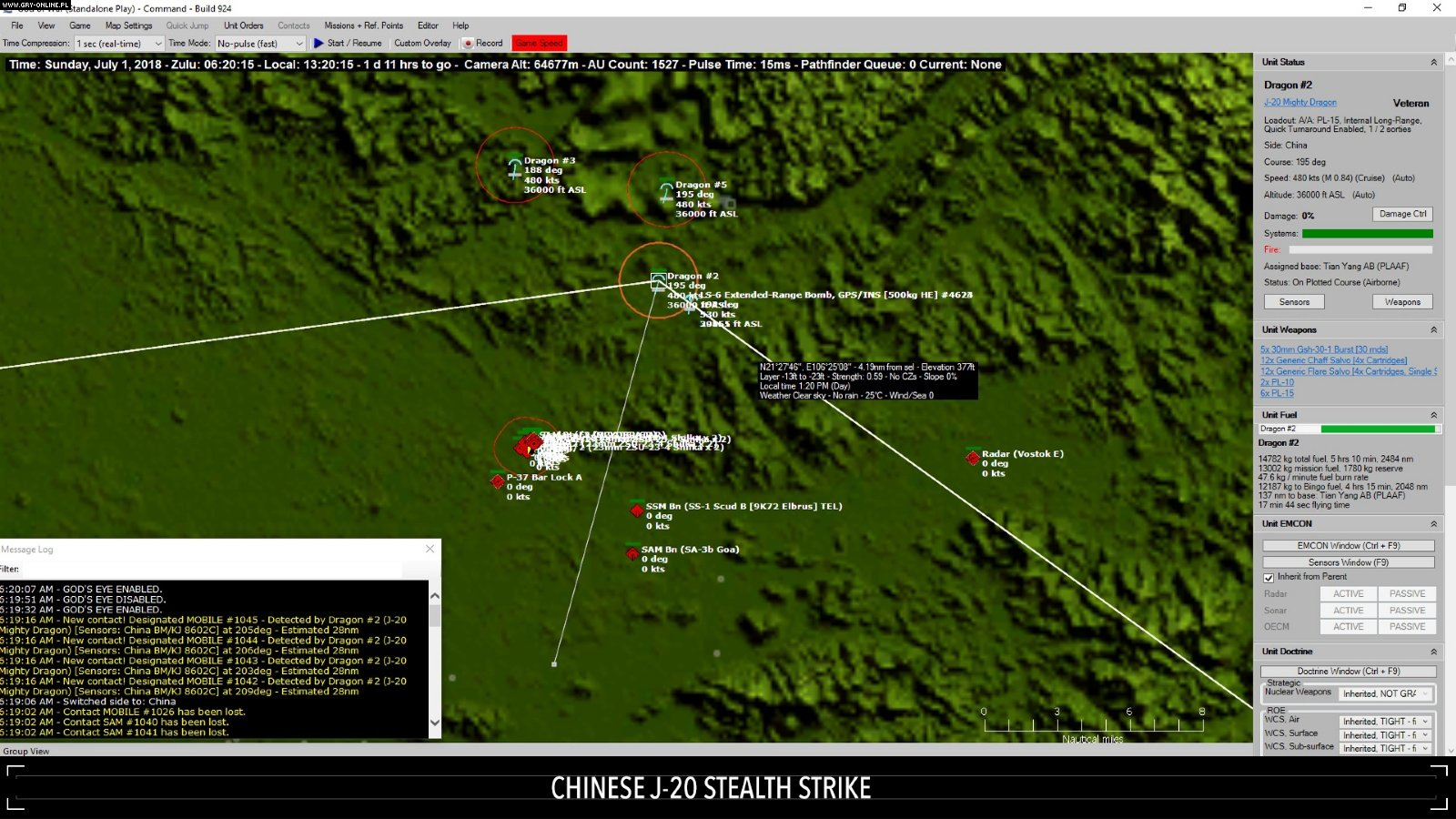 Command: Chains of War PC Games Image 7/8, Warfare Sims, Matrix Games/Slitherine