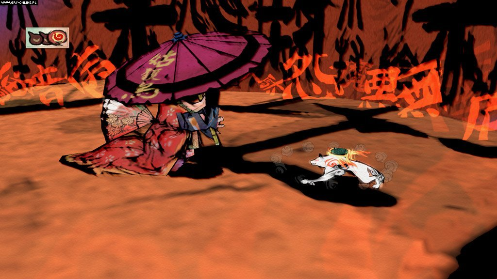 Okami HD PS3 Gry Screen 21/39, Hexa Drive, Capcom
