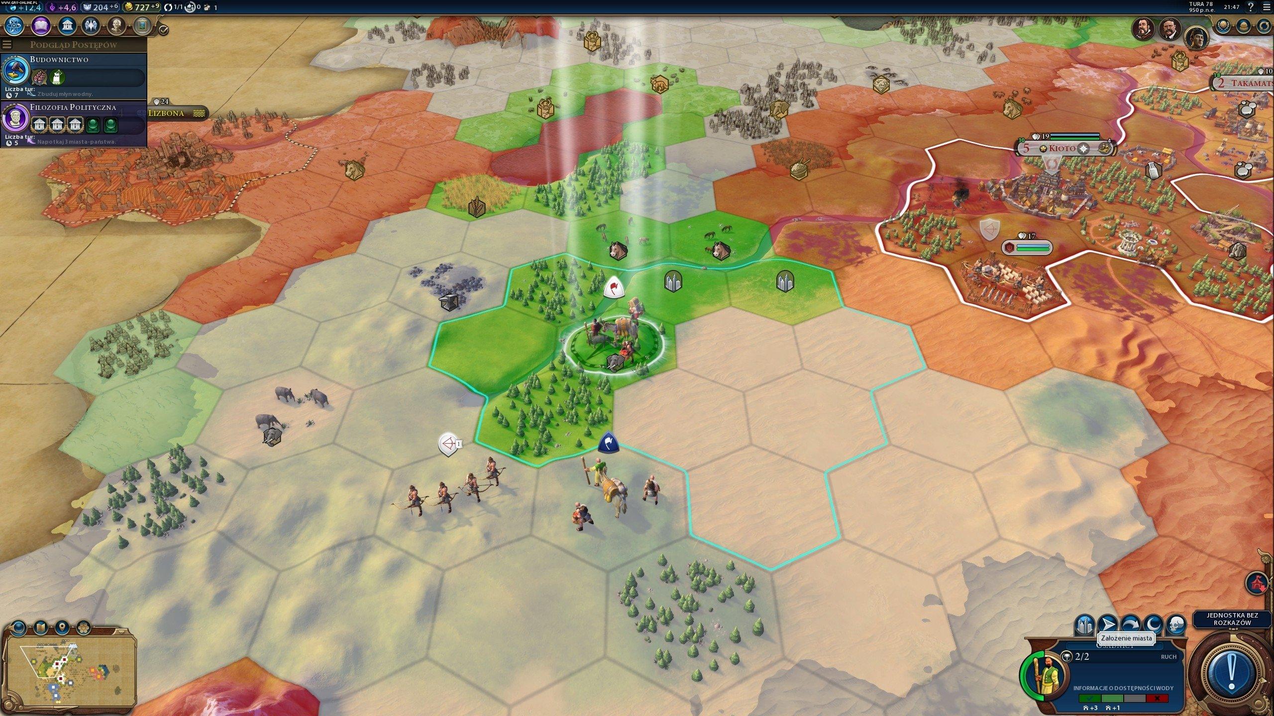 Sid Meier's Civilization VI - screenshots gallery