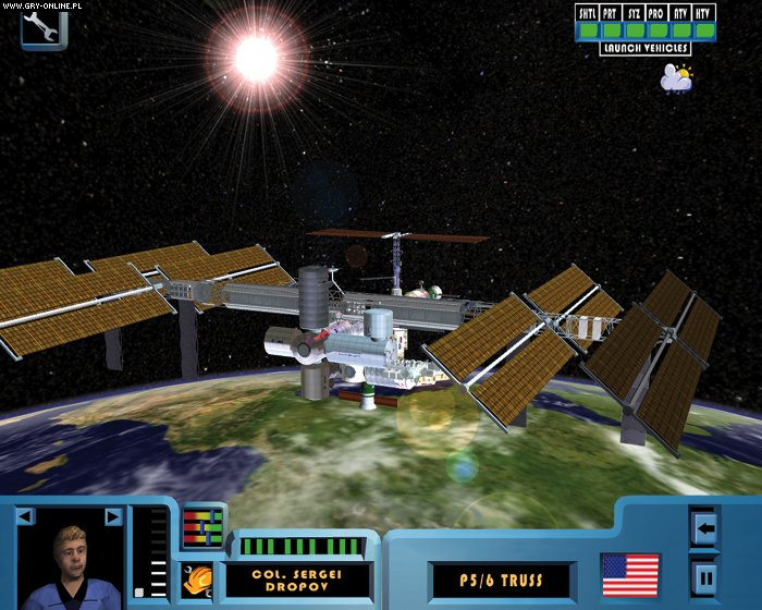 Space Station Sim PC Games Image 8/8, Vision Videogames, Enlight Software