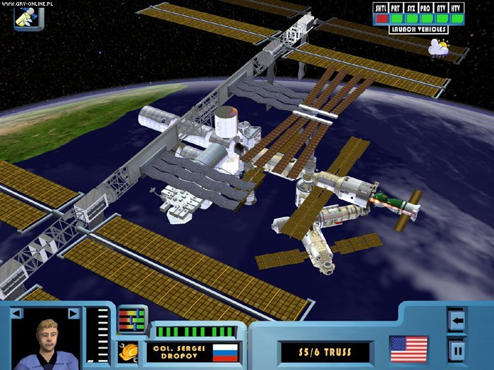 Space Station Sim PC Games Image 2/8, Vision Videogames, Enlight Software
