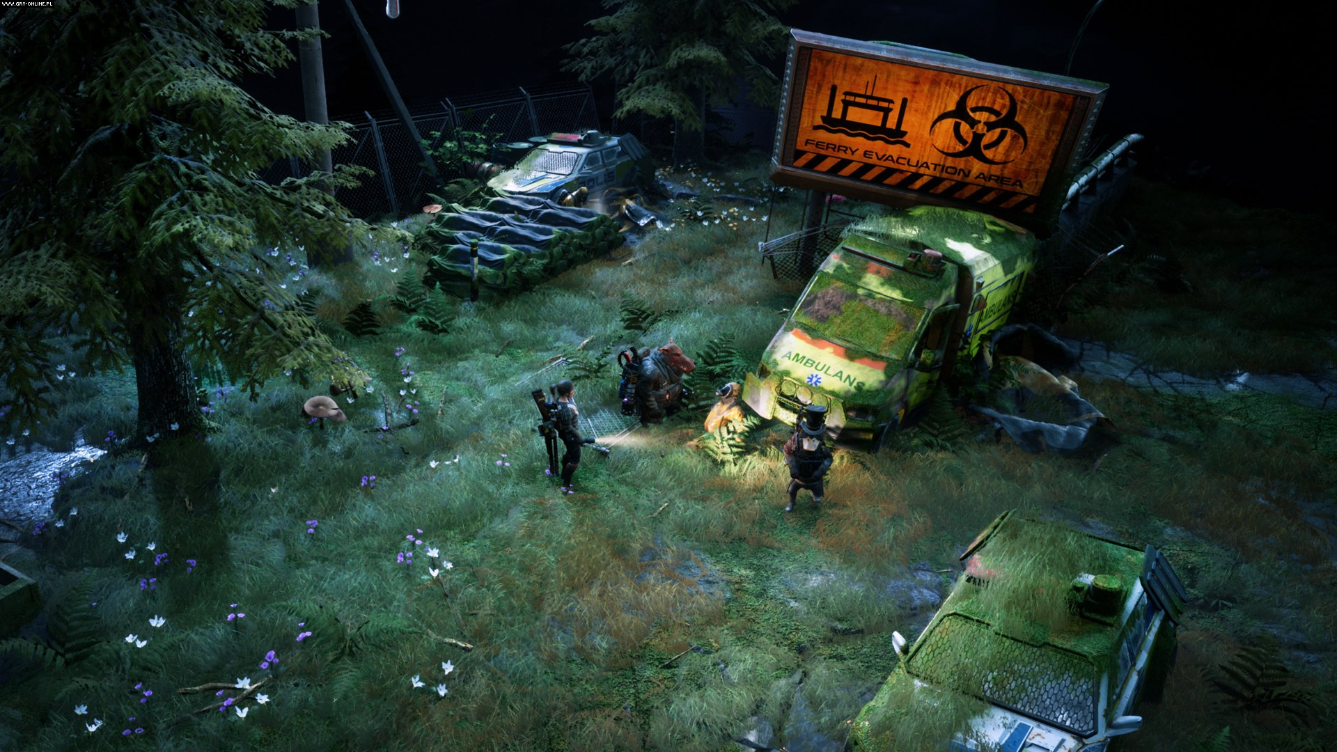 Mutant Year Zero: Road to Eden PC, PS4, XONE Gry Screen 19/31, The Bearded Ladies, FunCom
