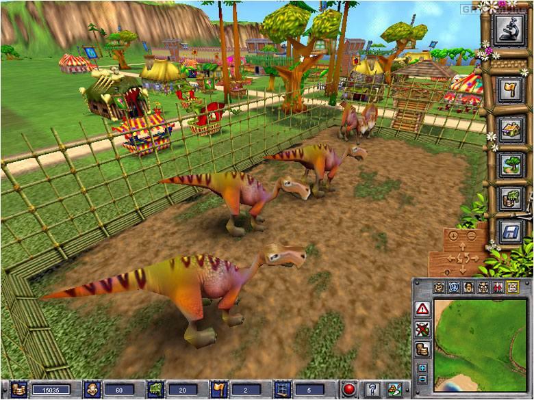 Dino Island - screenshots gallery - screenshot 10/31 ...