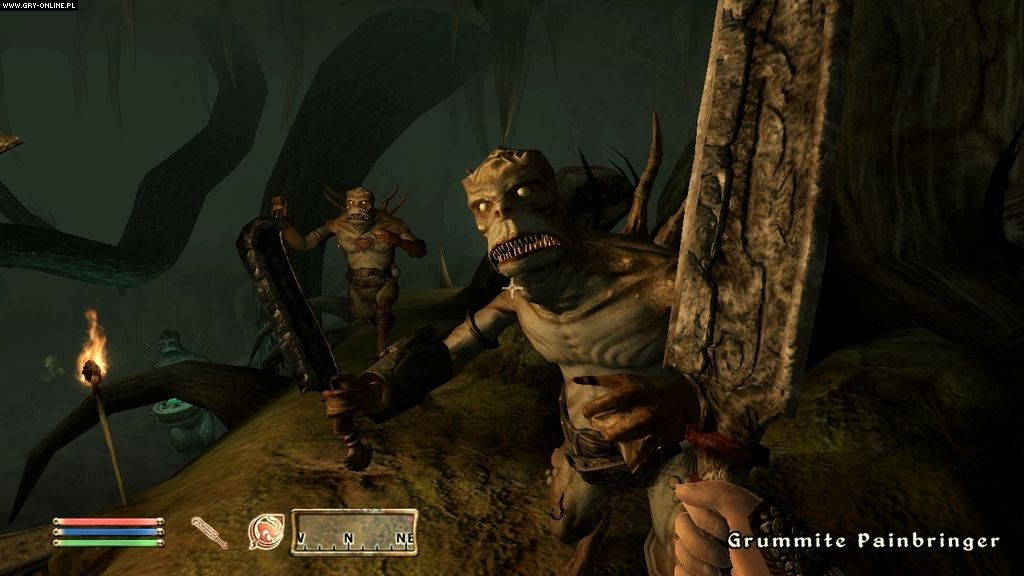 The Elder Scrolls IV: Shivering Isles X360 Games Image 2/113, Bethesda Softworks